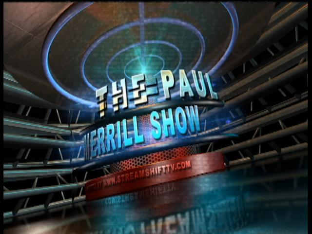 The Paul Merrill Show - December 7th, 2016